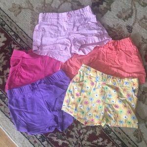 Other - 3T Shorts Bundle